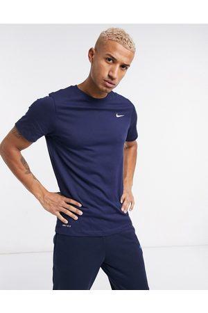 Nike T-shirt à logo virgule