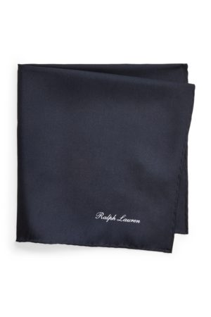 Ralph Lauren Homme Pochettes - Pochette en soie naturelle