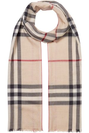 Burberry Oversized Vintage Check scarf