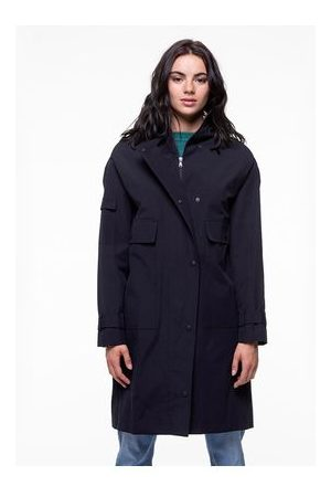 Trench and coat Parka coton oversize CHALON