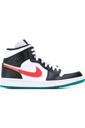 Jordan Baskets Air 1 Mid Alternate Swooshes