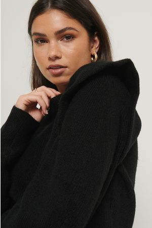 NA-KD Pull Maille - Black