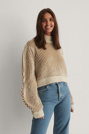 NA-KD Pull Maille - Multicolor