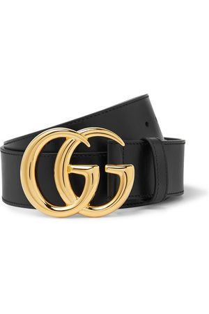Gucci Homme Ceintures - 4cm Marmont Leather Belt