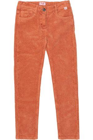 Il gufo Pantalon droit en velours côtelé de coton