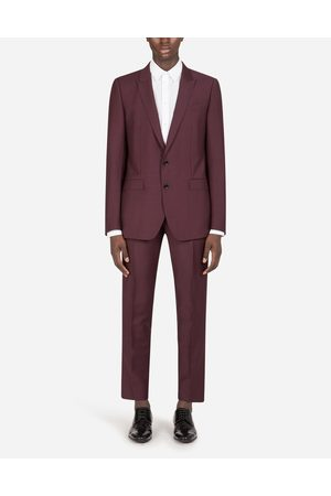Dolce & Gabbana Collection - COSTUME MARTINI EN LAINE/MOHAIR male 44