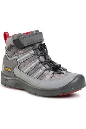 Keen Chaussures de trekking - Hikeport 2 Sport Mid Wp 1022782 Magnet/Chili Pepper