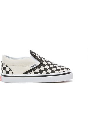 Vans Chaussures Enfant Checkerboard Slip-on