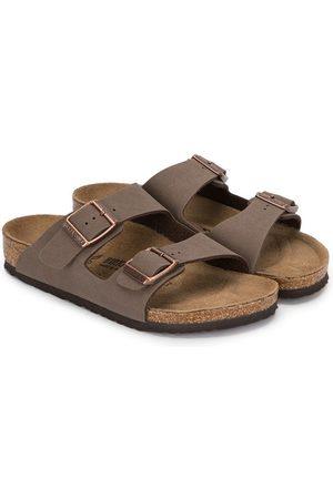 Birkenstock Sandales à attaches scratch