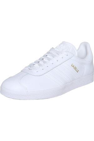 adidas gazelle cuir blanche homme