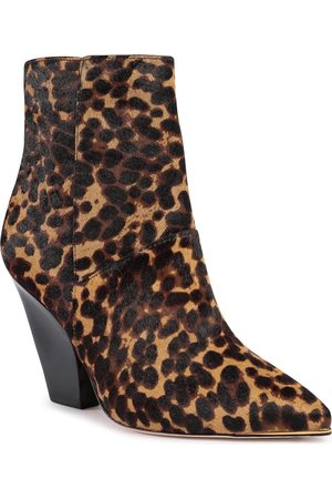 Tory Burch Bottines - Lila 90 Mm Zip Up Ankle Bootie 76576 Barb Leopard/Barb Leopard/Barb Leopard 245