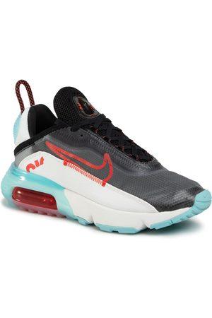 Nike Femme Baskets - Chaussures - Air Max 2090 DA4292 001 Black/Chile Red/Bleached Aqua