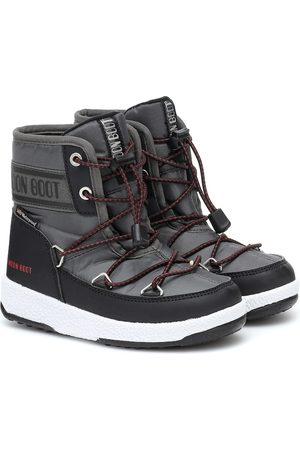 Moon Boot Bottines après-ski Jr Boy Mid WP