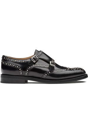 Church's Chaussures à double boucle Lana Met
