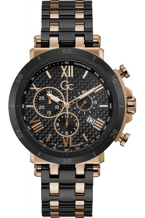 GC Homme Montres - Guess Collections Y44007G2MF Sport Chic homme Céramique
