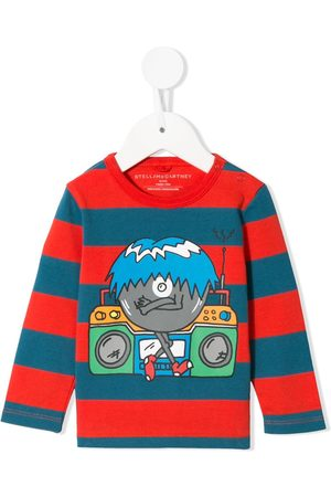 Stella McCartney T-shirt Music Monsters
