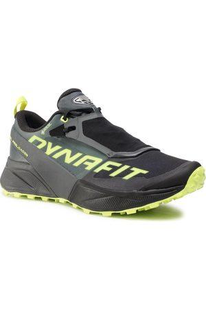 Dynafit Homme Chaussures de randonnée - Chaussures - Ultra 100 Gtx GORE-TEX 64058 Carbon/Neon Yellow 7808