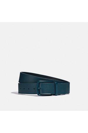 Homme Ceintures - COACH: Ceinture à boucle réversible sur mesure Roller, 38 mm - Size 42