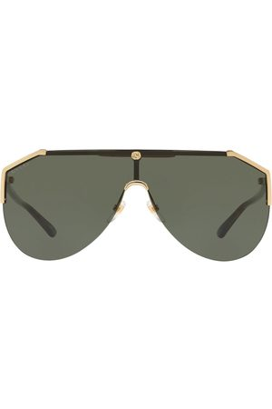Gucci GG0584S aviator-frame sunglasses