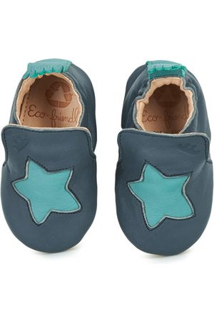 Easy Peasy Fille Chaussons - Chaussons enfant BLUBLU ETOILE