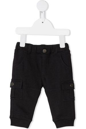 Emporio Armani Pantalon à poches cargo