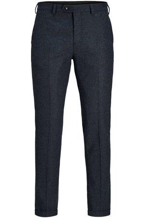 Jack & Jones Homme Pantalons Slim & Skinny - Coupe Super Slim Pantalon Men blue