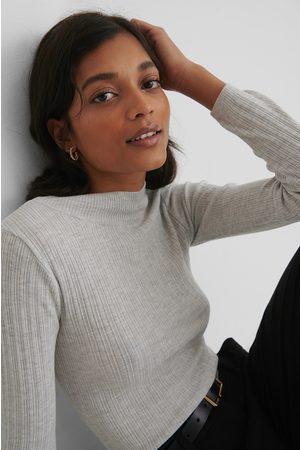 Trendyol Milla Knit Sweater - Grey