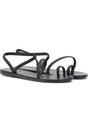 Ancient Greek Sandals Sandales en cuir Eleftheria