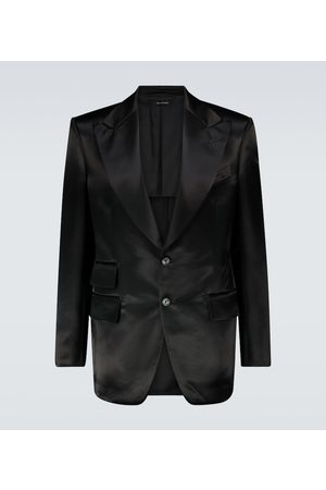 Tom Ford Blazer Atticus en satin
