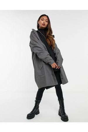 Rains Femme Imperméables - Veste longue imperméable