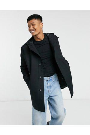 ASOS Trench-coat imperméable à capuche