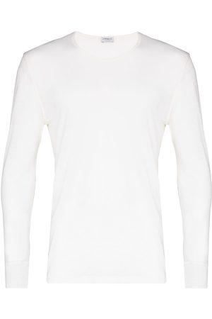 Zimmerli T-shirt à manches longues