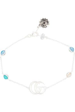 Gucci Bracelet GG Marmont Flower en sterling