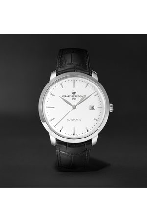 Girard Perregaux 1966 Automatic 40mm Stainless Steel and Alligator Watch