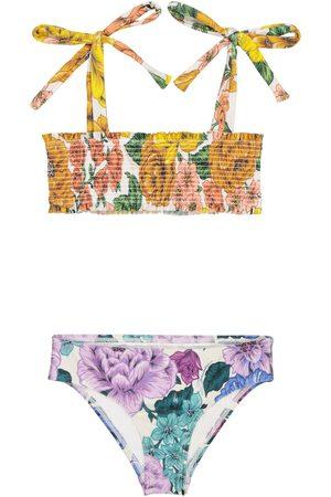 ZIMMERMANN Exclusivité Mytheresa – Bikini Poppy à fleurs