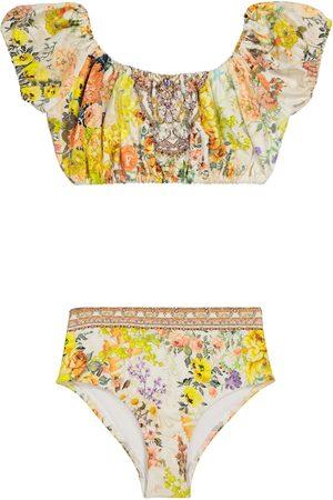 Camilla Fille Bikinis - Bikini à fleurs
