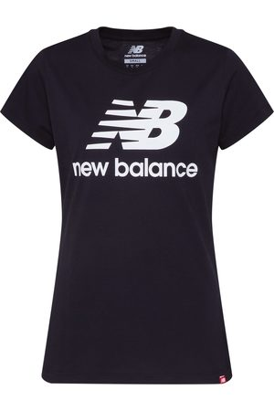 New Balance T-shirt 'Essentials Stacked Logo