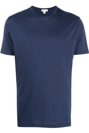 Sunspel Homme Débardeurs - T-shirt à col rond