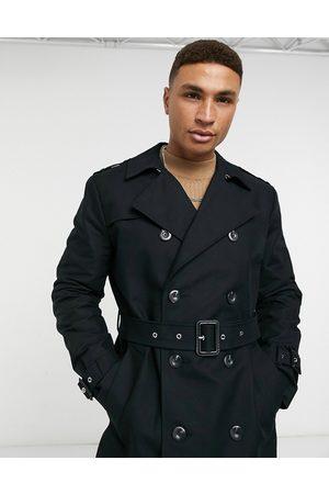 ASOS Trench-coat imperméable coupe longue avec ceinture