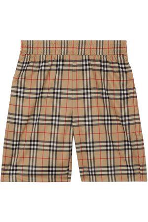 Burberry Homme Shorts - Short à carreaux