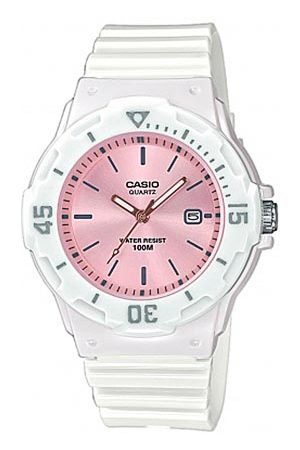 Casio Femme Montres - Montre - LRW-200H-4E3VEF White