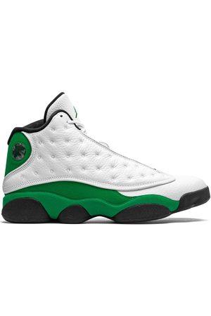 Jordan Baskets Air 13 Lucky Green
