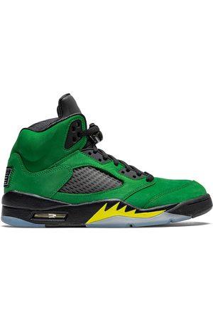 Jordan Baskets Air 5 SE Oregon
