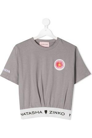 Natasha Zinko T-shirt Delovaya crop