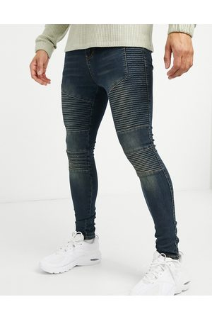 Good For Nothing Jean style motard skinny