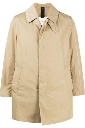 MACKINTOSH Manteau à simple boutonnage