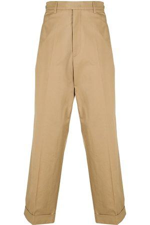 MACKINTOSH Pantalon MIZZLE chino crop