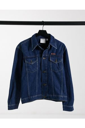Calvin Klein EST 1978 - Veste camionneur en jean