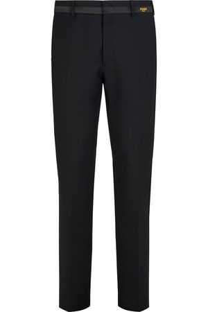 Fendi Pantalon de costume slim