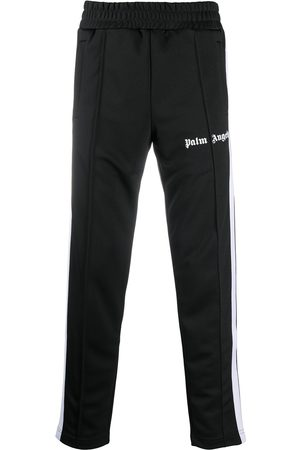 Palm Angels Pantalon de jogging à logo imprimé